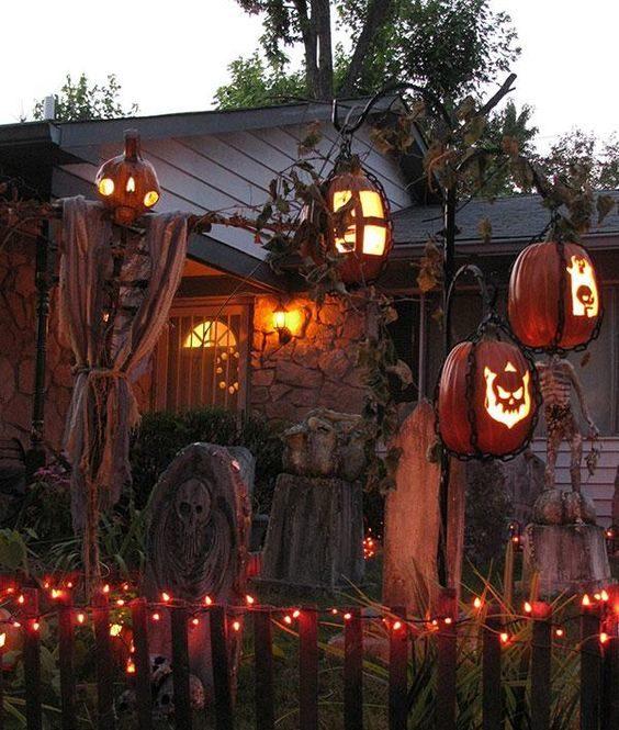pumkin-halloween-decorations